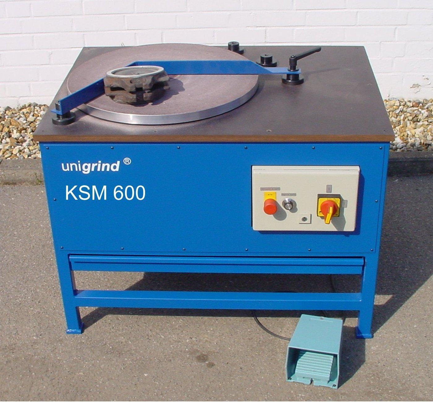 Unigrind KSM Portable Grinding Table