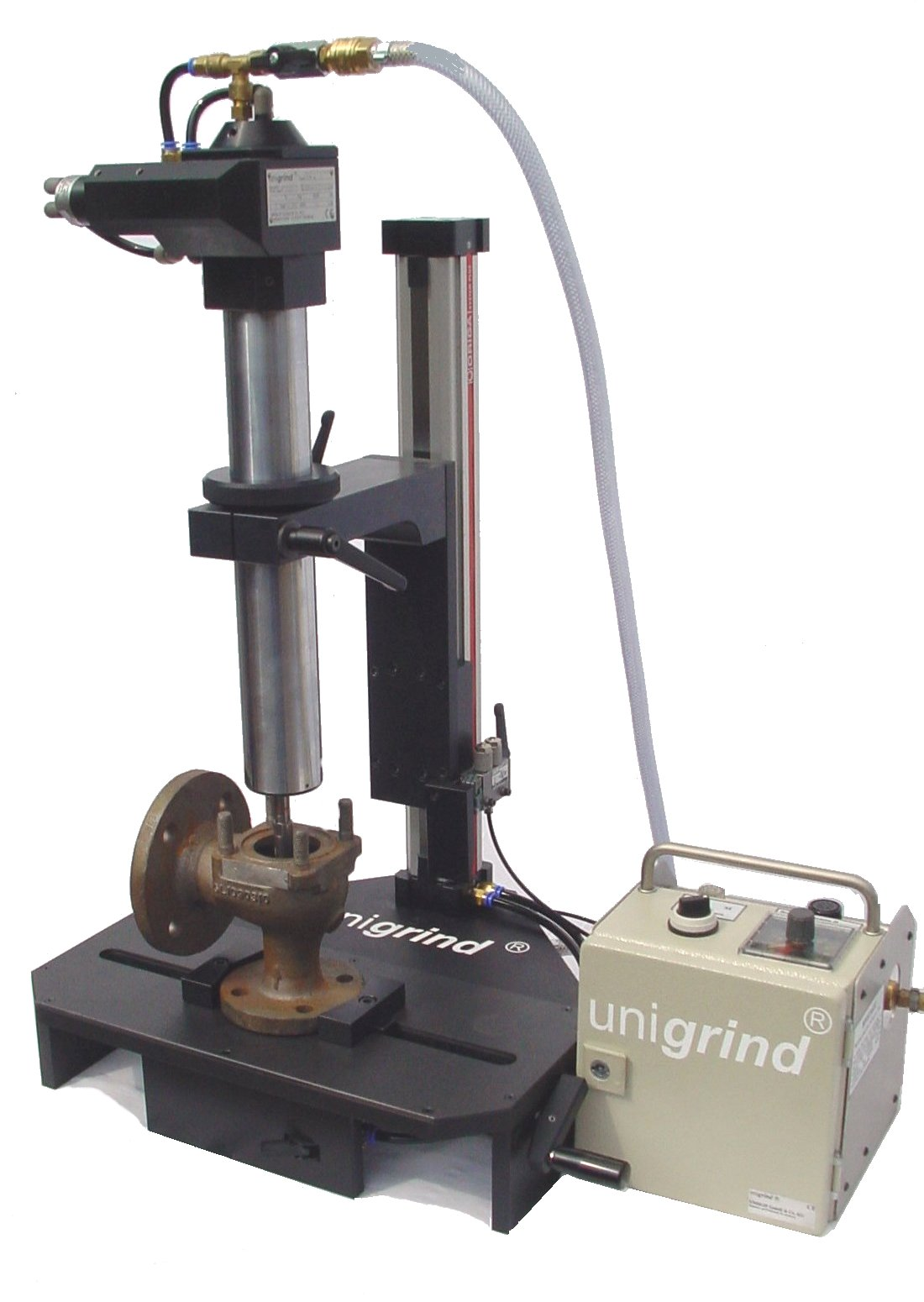 Unigrind SVS Portable Valve Grinding & Lapping Machine